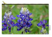Texas Bluebonnets Carry-all Pouch