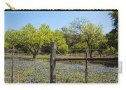 Texas Bluebonnet Lupine Pature Carry-all Pouch