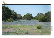 Georgetown Texas Bluebonnet Spring Carry-all Pouch