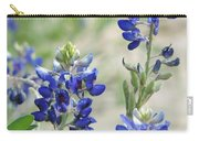 Texas Bluebonnets 01 Carry-all Pouch