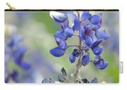 Texas Bluebonnets 04 Carry-all Pouch