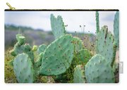 Texas Cactus Carry-all Pouch