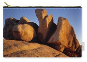Texas Canyon Golden Boulders Carry-all Pouch