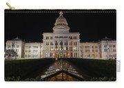 Texas Capital Building Carry-all Pouch