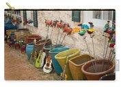 Fredericksburg Texas Alleyway Vendor Carry-all Pouch