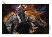 Texas Ghost Rider Carry-all Pouch