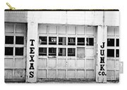 Texas Junk Co. Carry-all Pouch