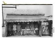 Texas Luncheonette, 1939 Carry-all Pouch
