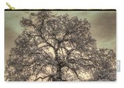 Texas Oak Tree Carry-all Pouch