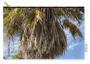 Texas Palm Carry-all Pouch