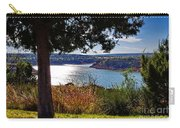 Texas Panhandle Scenic Carry-all Pouch