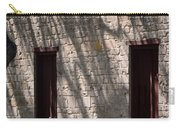 Texas Pioneer Church Doors Carry-all Pouch