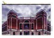 Texas Rangers Ballpark In Arlington Texas Carry-all Pouch