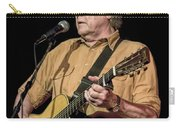 Texas Singer Songwriter Guy Clark Carry-all Pouch