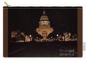 Texas State Capital Carry-all Pouch