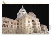 Texas State Capitol Carry-all Pouch