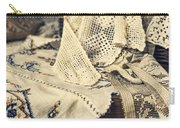 Textile Collection Carry-all Pouch