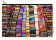 Textile Market Otavalo Ecuador Carry-all Pouch
