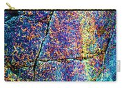 Texture And Color Abstract Carry-all Pouch