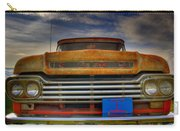 Textured Ford Truck 1 Carry-all Pouch