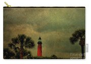 Textured Lighthouse Carry-all Pouch