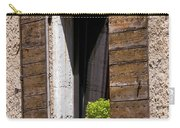 Textured Shutters Carry-all Pouch