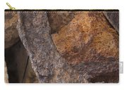 Textures 2 Carry-all Pouch by Fran Riley
