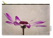 Texturised Senetti Pericallis Carry-all Pouch