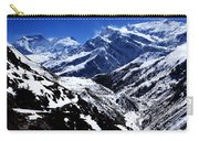 The Annapurna Circuit - The Himalayas Carry-all Pouch