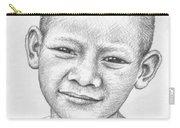 Thai Boy Carry-all Pouch