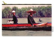 Thai Fisherman Carry-all Pouch