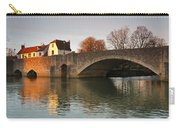 Thames In Abingdon Carry-all Pouch