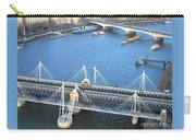 Thames River Traffic Carry-all Pouch
