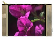 Thank You - Bougainvillea Flowers Carry-all Pouch