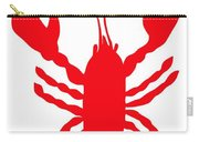 Thank You Lobster With Feelers Carry-all Pouch