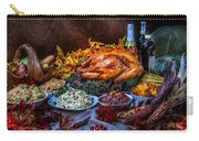Thanksgiving Dinner Carry-all Pouch