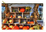 Thanksgiving Pumpkin Display No. 1 Carry-all Pouch