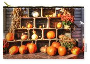 Thanksgiving Pumpkin Display No. 2 Carry-all Pouch