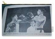 That Me Fighting Erving Nard In 1954 Carry-all Pouch