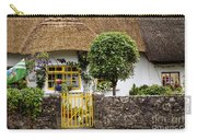Thatched Cottage House Carry-all Pouch