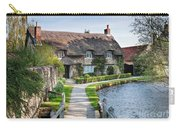 Thatched Cottage Thornton Le Dale Carry-all Pouch