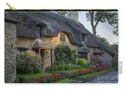 Thatched Roof Carry-all Pouch