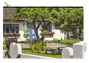 Thatched Roof Cottage Carry-all Pouch