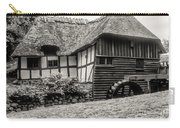 Thatched Watermill 3  Carry-all Pouch