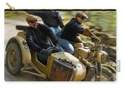 That's The Way To Ride An Army Bmw R75  Carry-all Pouch