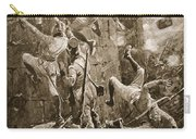 The 5th Division Storming By Escalade Carry-all Pouch
