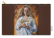 The 7 Spirits Series - The Spirit Of Understanding Carry-all Pouch
