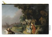 The Abduction Of Europa Carry-all Pouch