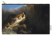 The Abduction Of Proserpina Carry-all Pouch