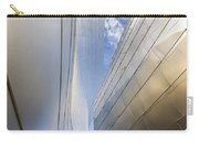 The Abstract Curves Of The Disney Concert Hall Carry-all Pouch